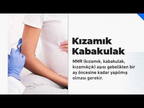 Hamilelikte hangi aşılar yapılır?