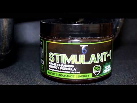 Supplement Science | Stimulant - 1 Review