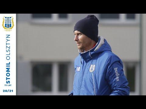 Paweł Głowacki po meczu Olimpia II Elbląg - Stomil II Olsztyn 0:0