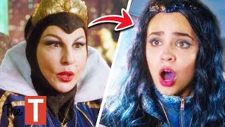 Descendants 3: The Truth About Evie's Backstory