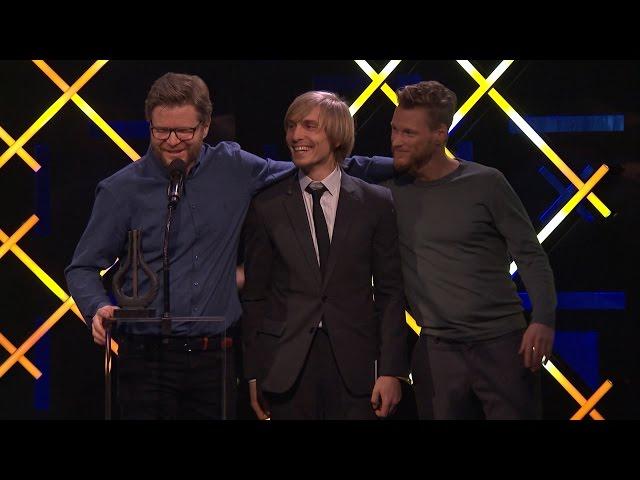 Anders Røine årets folkemusikk/tradisjonsmusikk – Spellemannprisen 2016