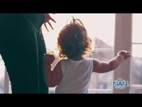 Musique publicité Nestle Lait en poudre | Nan Optipro 2 by Nesté Baby    Juin 2021