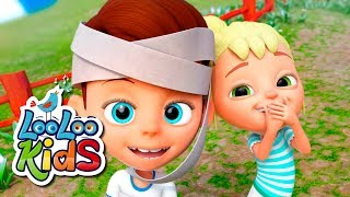 Jack and Jill 👦👧 THE BEST Songs for Children | LooLoo Kids