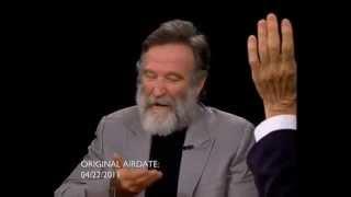 Robin Williams Charlie Rose Interviews