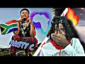 AMERICAN'S FIRST REACTION TO SOUTH AFRICAN RAPPER 🇿🇦🔥NASTY C x BLACK AND WHITE🔥Best SA Rapper‼️
