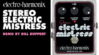 Electro Harmonix Stereo Electric Mistress Video