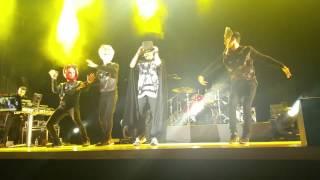 Mi circo - Abraham Mateo, Tour Who I AM Valencia