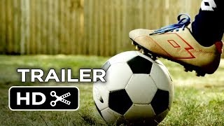 Golden Shoes Official Trailer 2014  John RhysDavies Soccer Movie HD