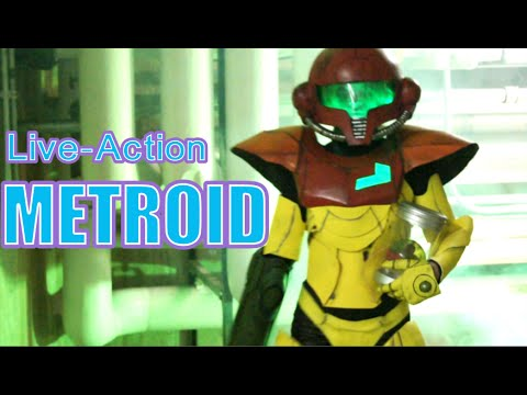 This Live-Action Metroid Movie Only Cost $200