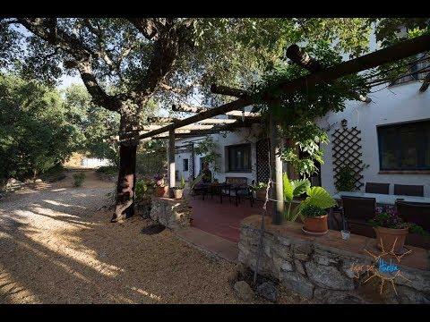 Alojamiento Finca La Tejonera. Sierra de Huelva