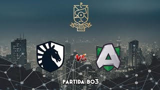 Team Liquid vs Alliance - WePlay Pushka