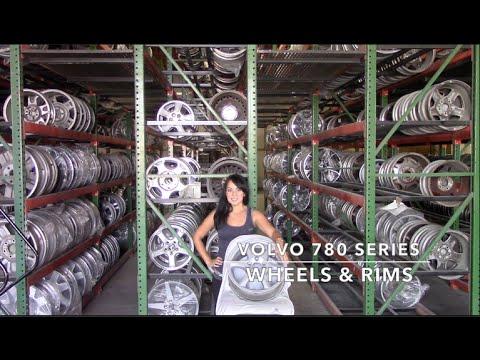 Factory Original Volvo 780 Series Rims & OEM Volvo 780 Series Wheels – OriginalWheel.com