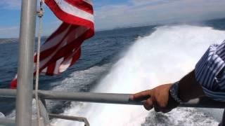 Catalina Island Ferry Ride
