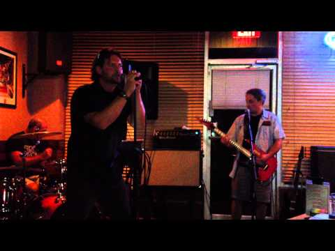 8-24-13 Burnin' For You - Gas Money Band Cover - Chapin, SC