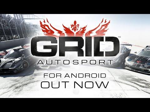 GRID™ Autosport wideo