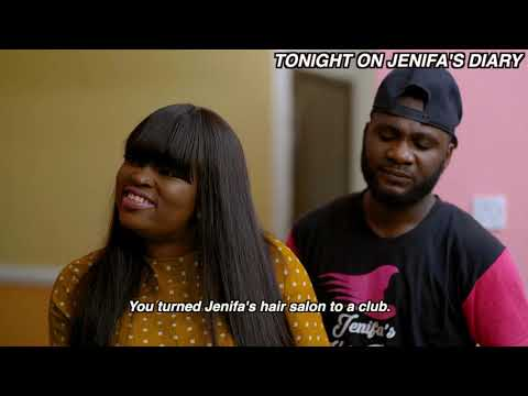 Jenifa's diary Season 15 Episode 5 - showing tonight on (AIT ch 253 on DSTV), 7.30pm