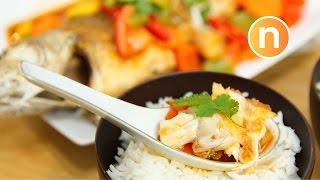 Sweet Sour Fish [Nyonya Cooking]