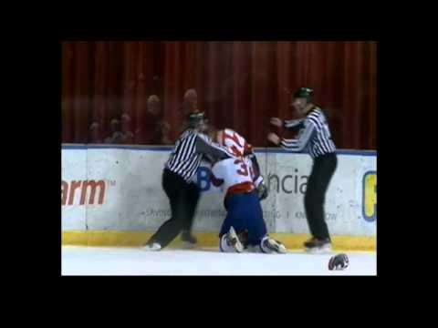 Mitchell Walter vs Brady Ramsay