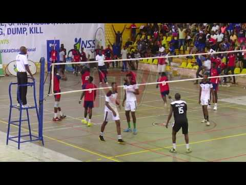 NKUMBA VOLLEYBALL OPEN: Tournament set to get underway on 6 September