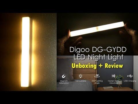 Digoo DG-GYDD USB LED Night Light | Unboxing, Review