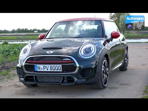 Mini John Cooper Works Videos Watch First Drive Reviews