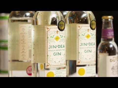 Gold medal-winner Jindea Darjeeling Tea Gin
