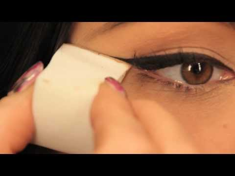 How To Create Sexy Cat Eyes | HPL