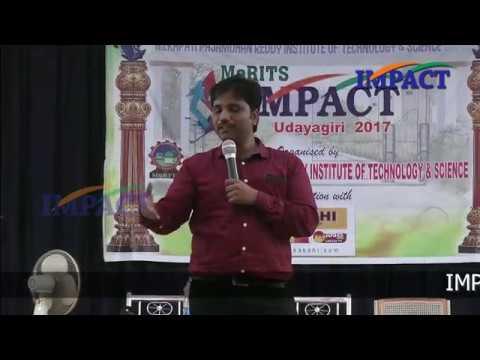 Digital Skills Sai Satish TELUGU IMPACT Udayagiri 2017-Part2