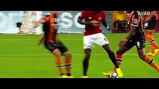 Paul Pogba & Zlatan Ibrahimovic  Who Is Best Manchester United 2016/2017 Dribbling & Goals