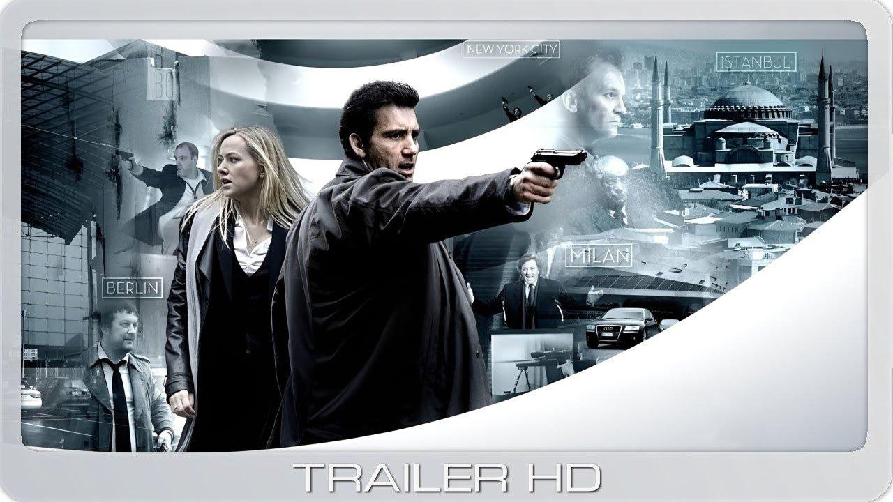 Video trailer för The International ≣ 2009 ≣ Trailer