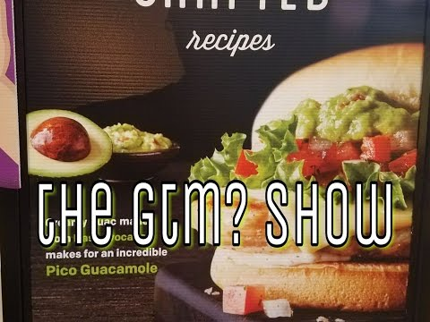 GTM? - McDonalds Signature Crafted Pico Guacamole Burger