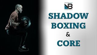 Shadow Boxing and Core Workout | Session 2 by NateBowerFitness