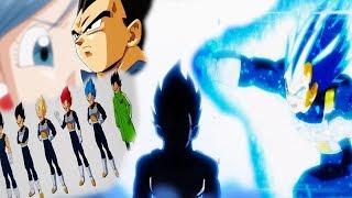 Super Saiyan God Vegeta and Beyond DBS Movie, A Vegeta Story