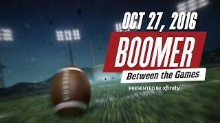 Boomer: Between The Games Week 8
