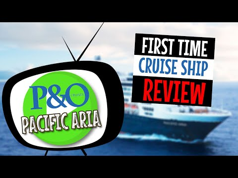 P&O Pacific Aria 4 day Cruise Review