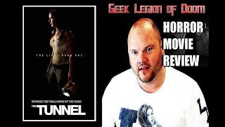 THE TUNNEL ( 2011 ) Horror Movie Review