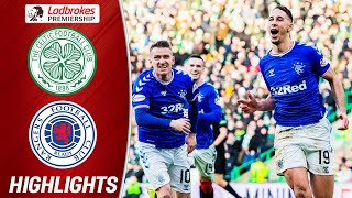 Celtic 1 2 Rangers   Katić Header Gives 'Gers Win In Old Firm Classic   Ladbrokes Premiership