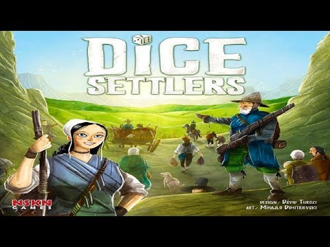 No Runthrough Review: Dice Settlers