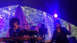 Ibeyi Live At Latitude Festival 2015