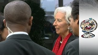 A Profile Of Christine Lagarde, One Of The Most Powerful Women In The World