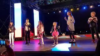 Участники проекта Голос дети поздравляют г.Ульяновск с днем России!!!