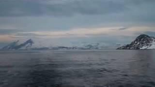 Sci e vela nel mar artico
