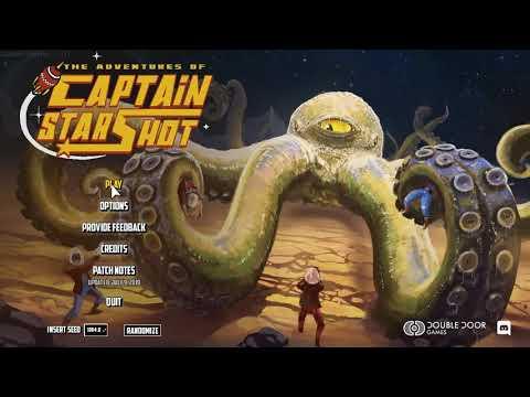 Captain Starshot Full Gameplay | New Steam Game