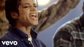 Michael Jackson - The Way You Make Me Feel video
