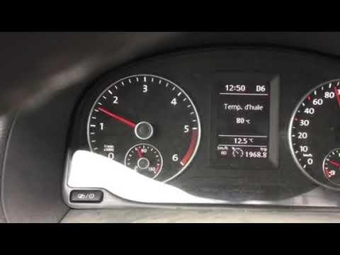 Problème température moteur