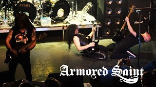 """ARMORED SAINT """"Can U Deliver + Mad House"""" live @ UTH XIV 4K"""