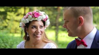 Justyna & Marcin - Love Story 24.08.2019