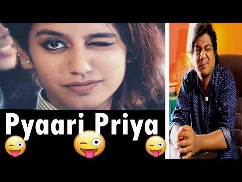 National Crush | Priya Prakash