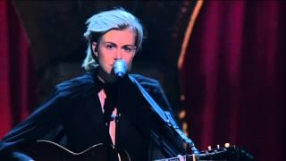 Nobelfesten 2015 Anna Ternheim sjunger