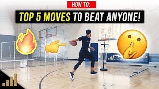 How to: Top 5 Basketball Moves to Get Past Defenders in 2020!